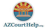 azcourthelp.org homepage