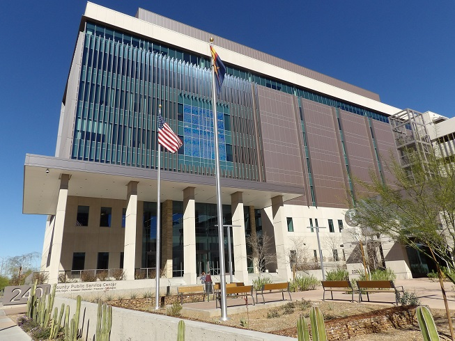 Pima County Justice Court Veterans Court