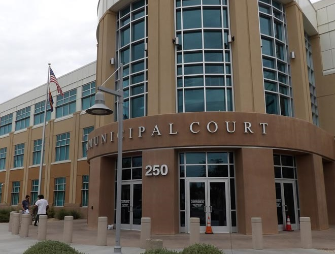 Mesa Municipal Veterans Court