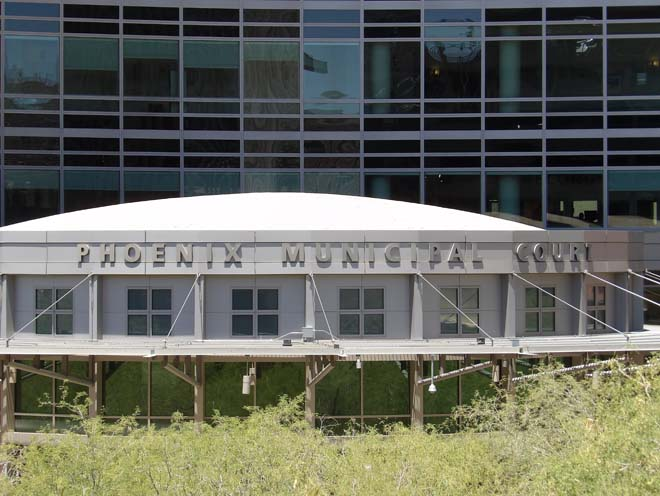 Phoenix Municipal Court Veterans court